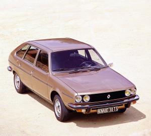 1975 Renault 30 TS