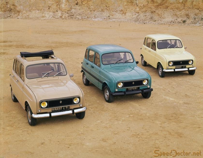 1975 Renault-4 1975