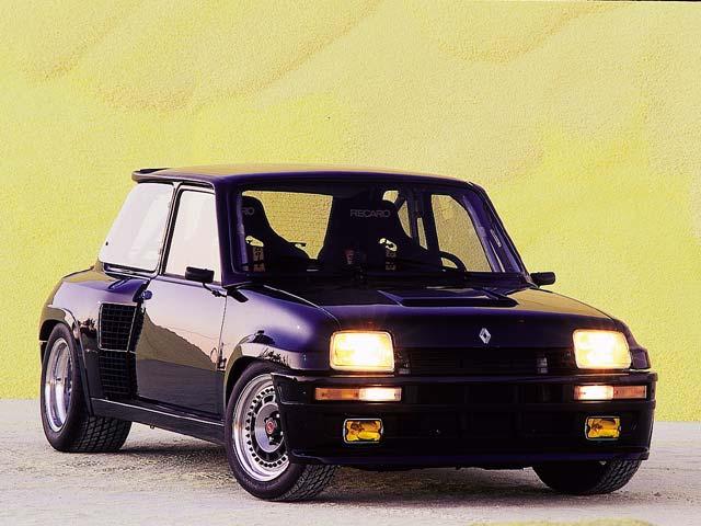 1975 Renault 5 picture, exterior