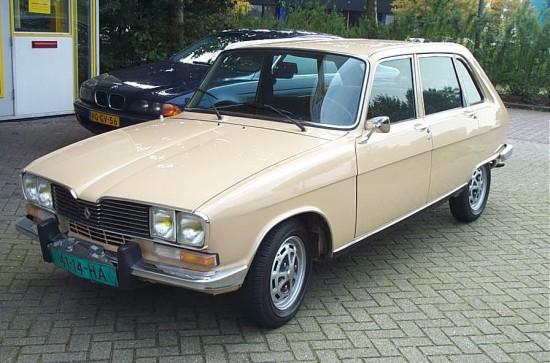 1975 Renault-R16-TX-1975