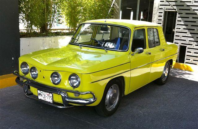 1975 Renault R8 S Sedan