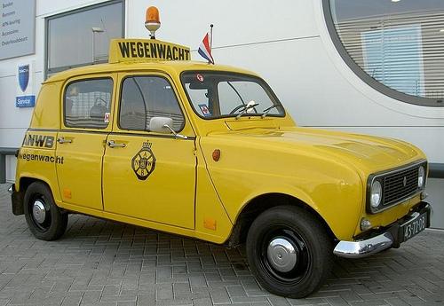 1975 Renault Wegenwacht db
