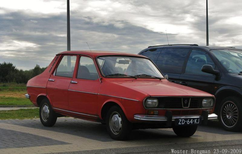 1975 Renault12TR automatic_1975