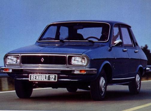 1976 Renault 12