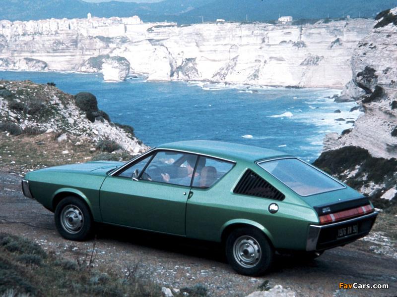 1976 Renault 17 TS
