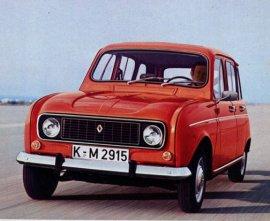 1976 Renault 4