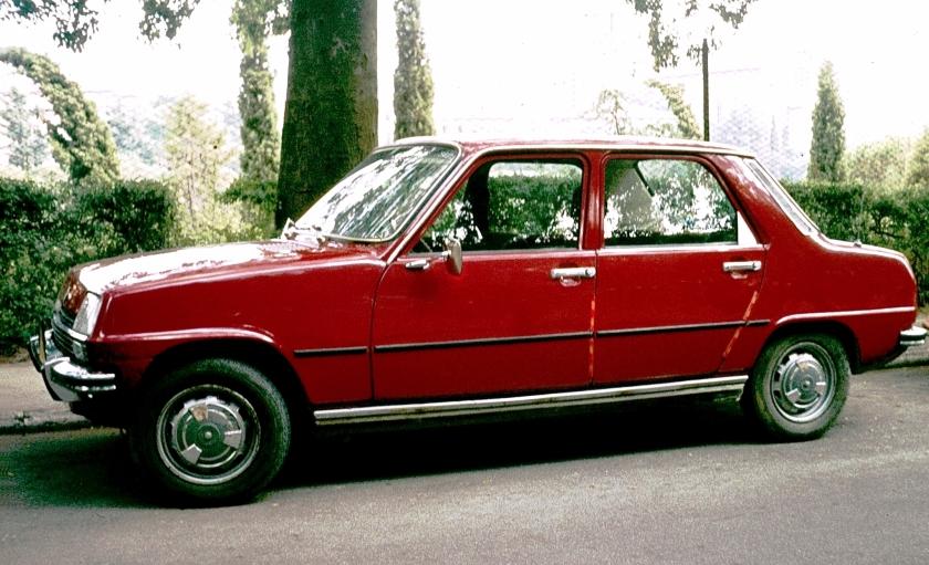 1976 Renault 7 Siena 1976