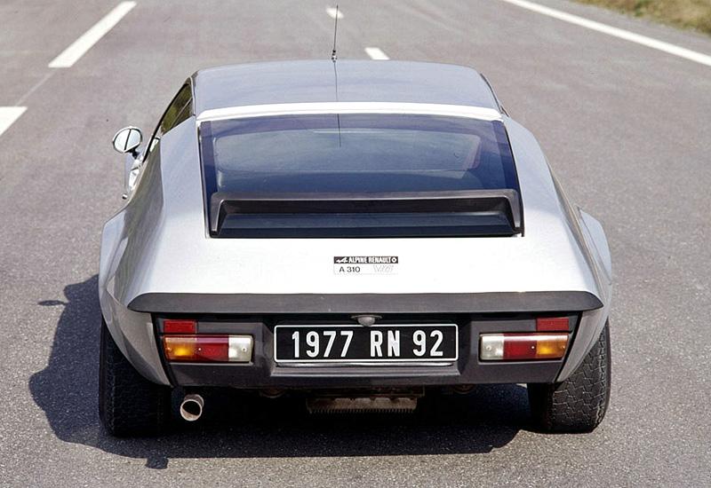 1976 Renault Alpine A310 V6