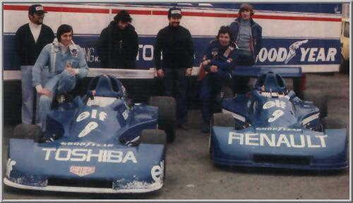 1976 Renault Formule