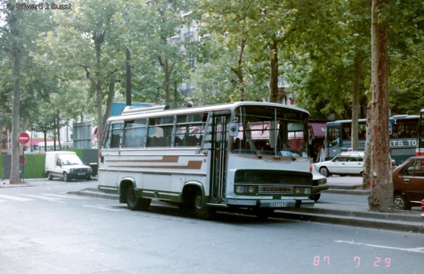 1976 Saviem-Heuliez