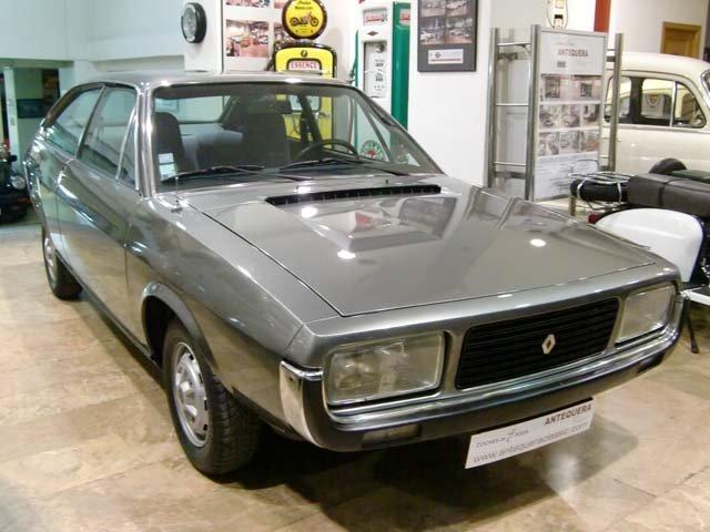 1977 Renault 15 GTL