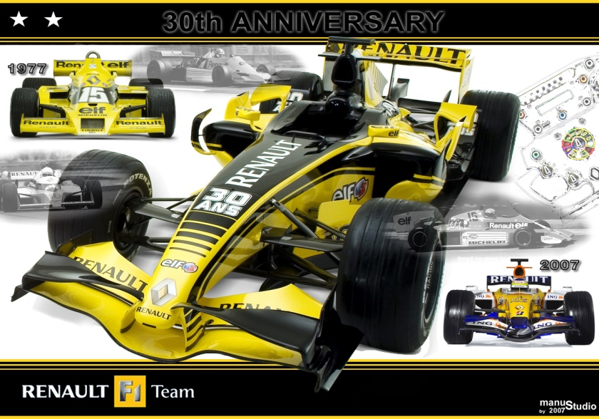 1977 Renault Formule 1