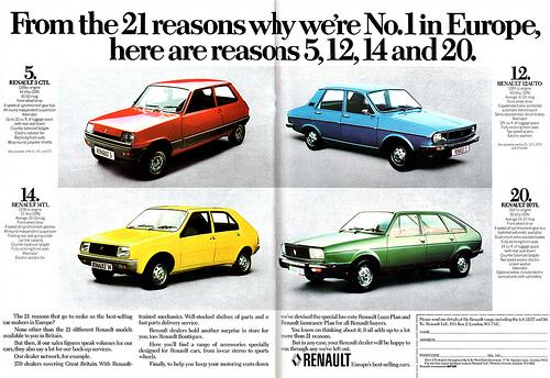 1977 Renault