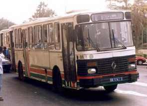 1977 saviem s105r