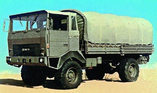 1979 Renault TRM-6000, 4x4