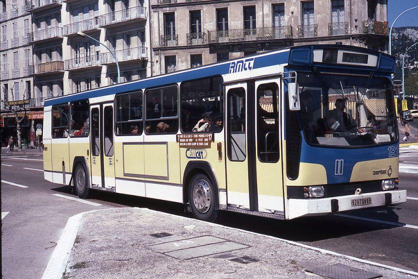 1980 Berliet PR100 B Toulon