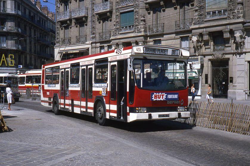 1980-Berliet PR100 MI - Grenoble