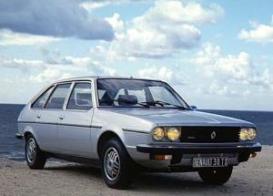 1980 Renault 30 TX