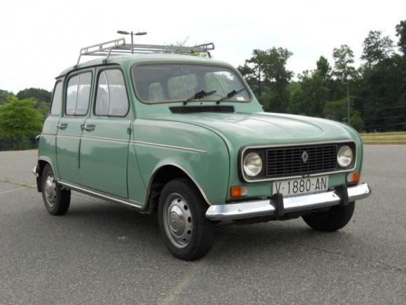 1980 Renault 4