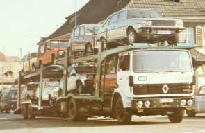 1980 Renault GB 191-231