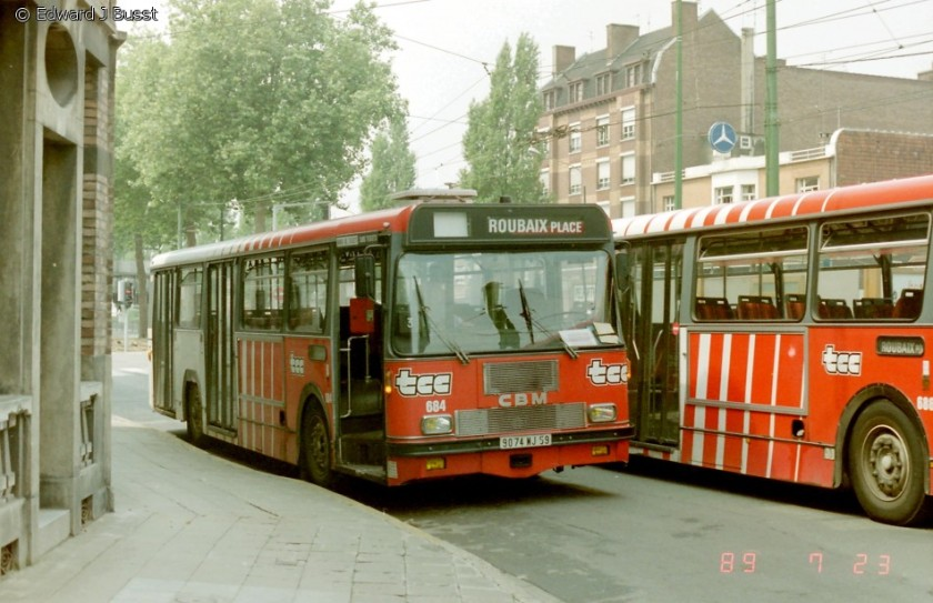 1981 CBM TDU11