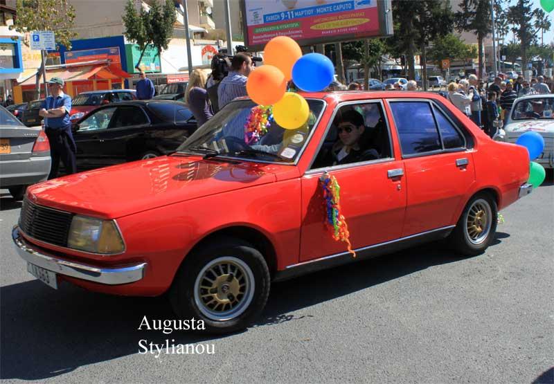 1981 Renault 18