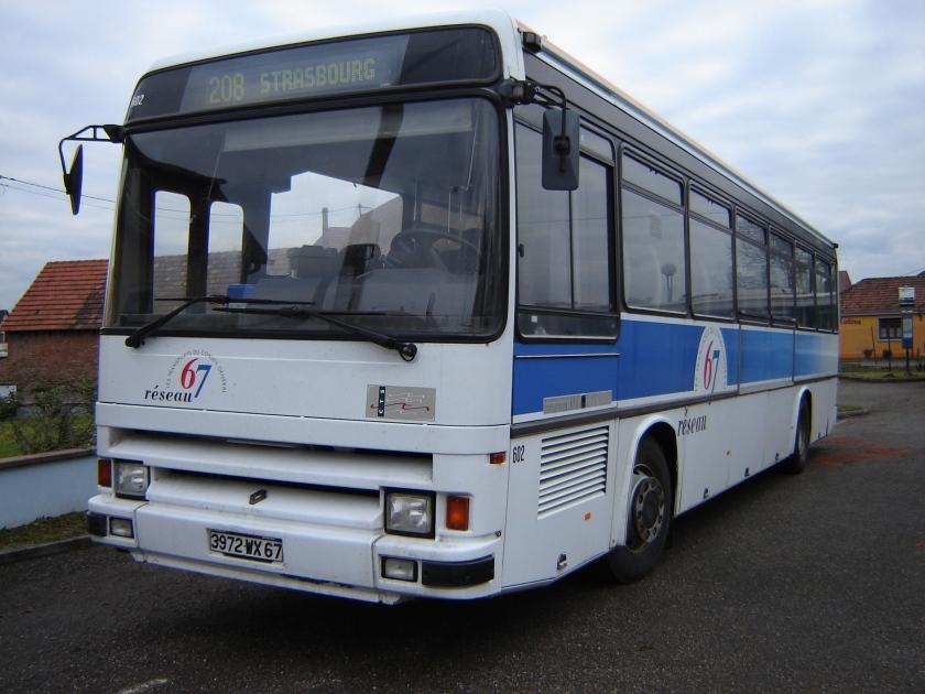 1981 Renault Midlum Tracer Strasbourg
