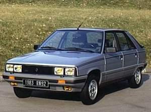 1982 Renault 11 GTX