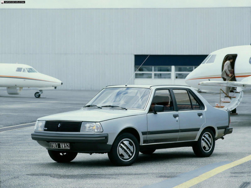 1982 renault 18-Turbo