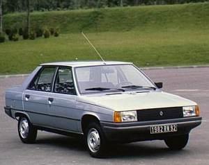 1982 Renault 9 GTL