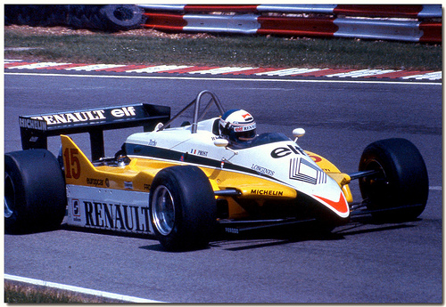 1982 Renault F1