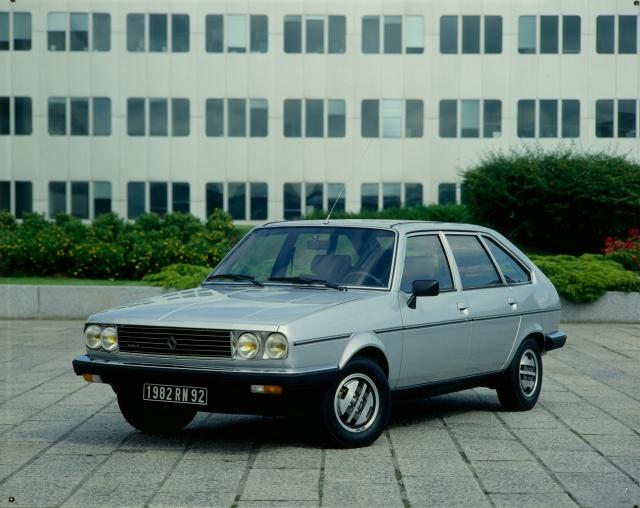 1982 Renault™ 30 Turbo Diesel