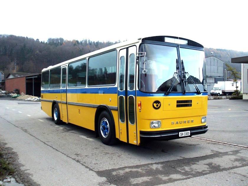 1982 SAURER RH 300