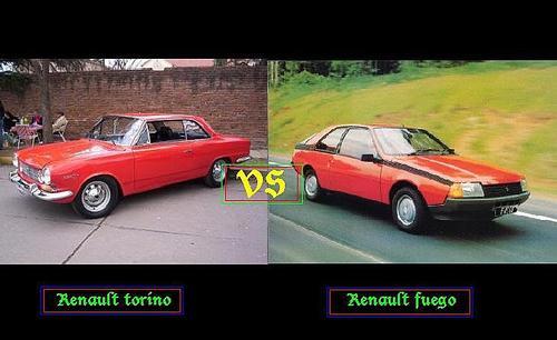 1982 Torino Fuego
