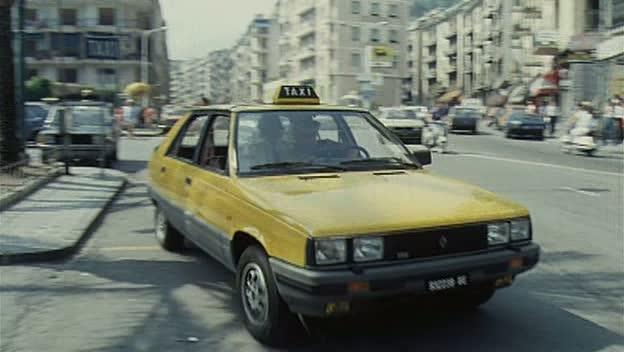 1983 Renault 11 TSE [X37]
