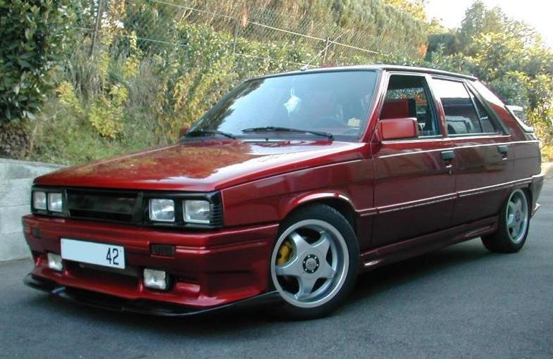 1983 Renault 11