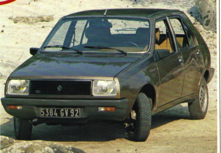 1983 Renault 14 TS
