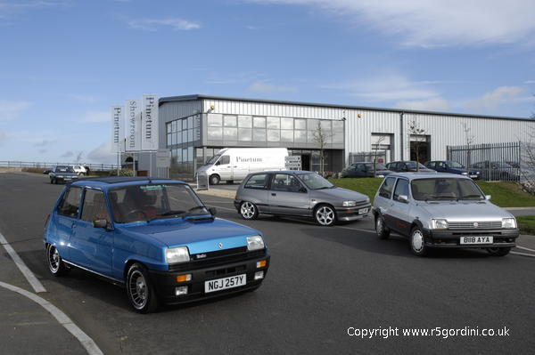 1983 Renault 5 Gordini Turbo
