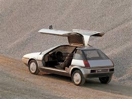 1983 Renault Gabbiano