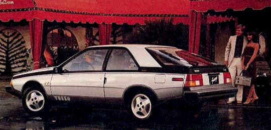 1983 renault_fuego_turbo_rear_silver_1983_b