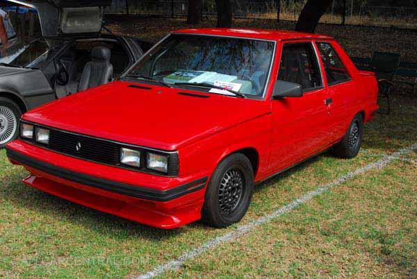 1984 Renault Aliance l