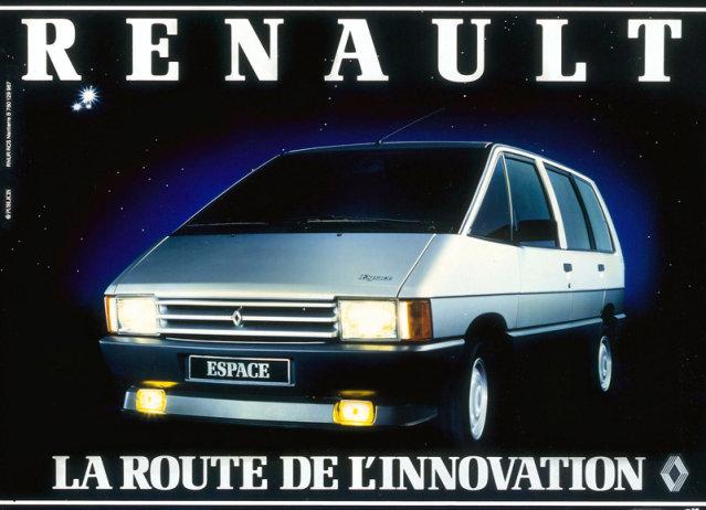 1984 Renault-Espace--1984-1991-