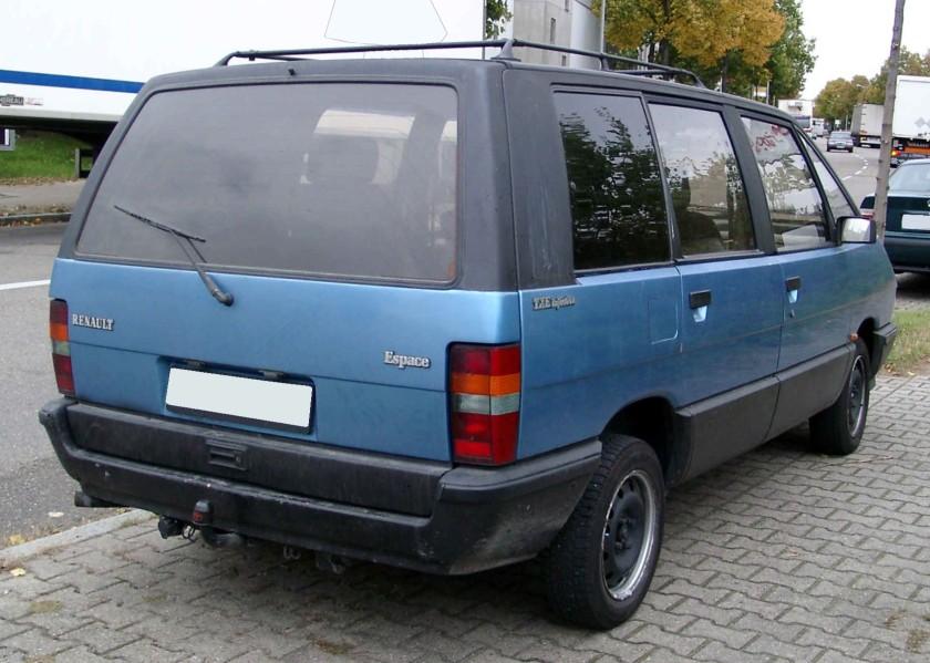 1984 Renault Espace a