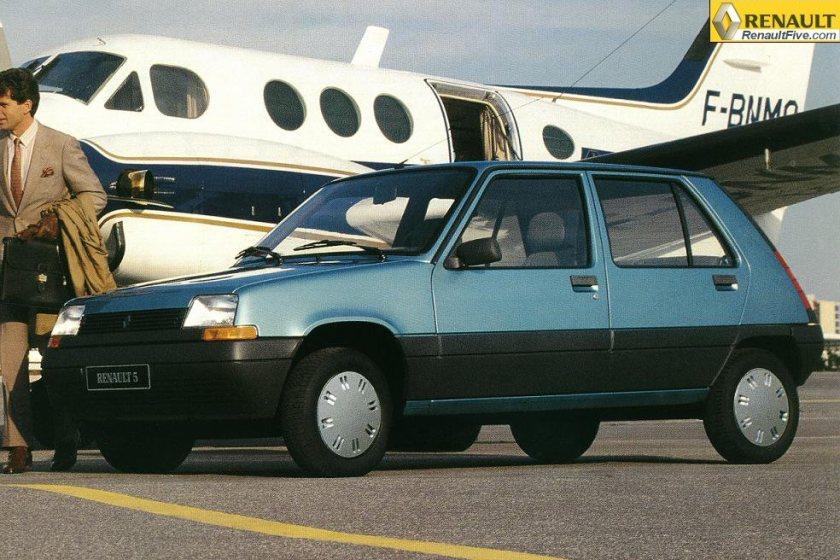 1984 renault5-GTL