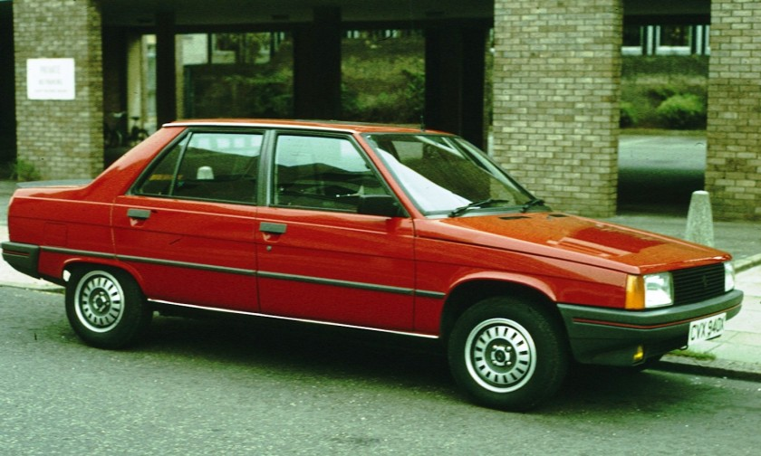 1984 Renault_9_Cambridge