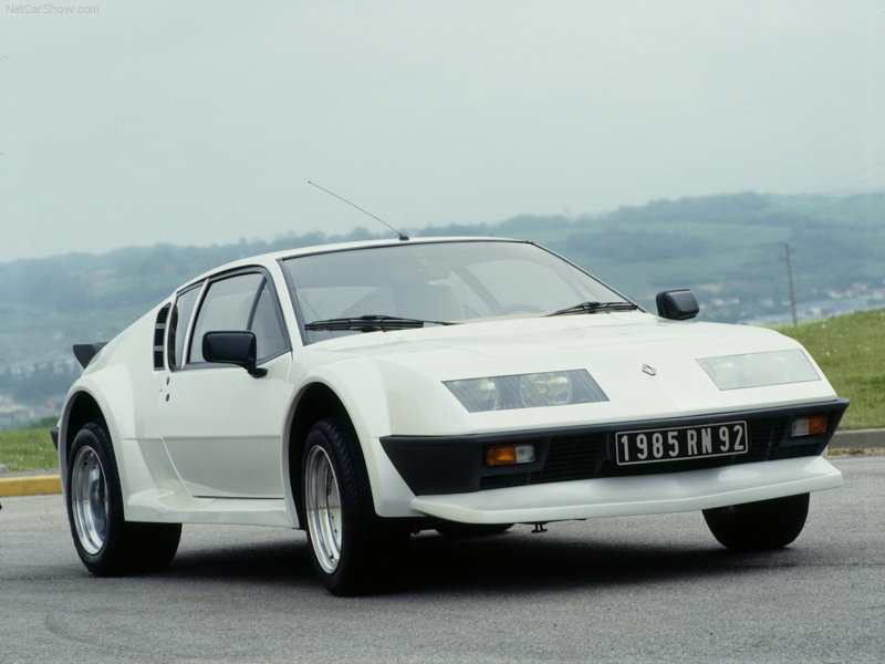 1985 Renault-Alpine_A_310_V6_Group_4