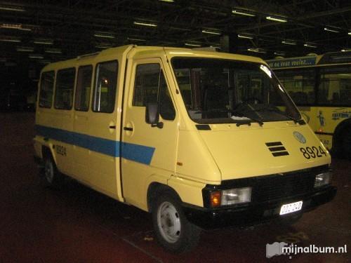 1985 RENAULT T35 VANDECASTEELE