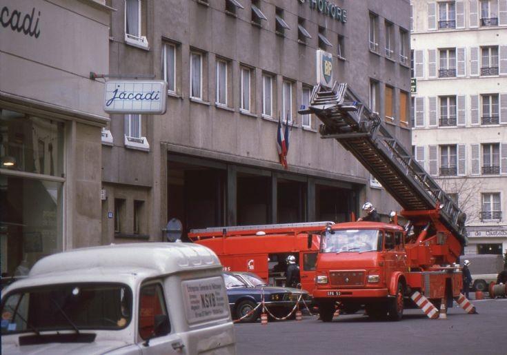 1985 Saviem TTL