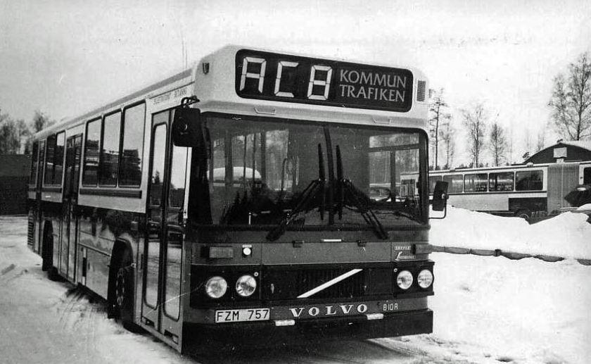 1985 Volvo B10R Säffle