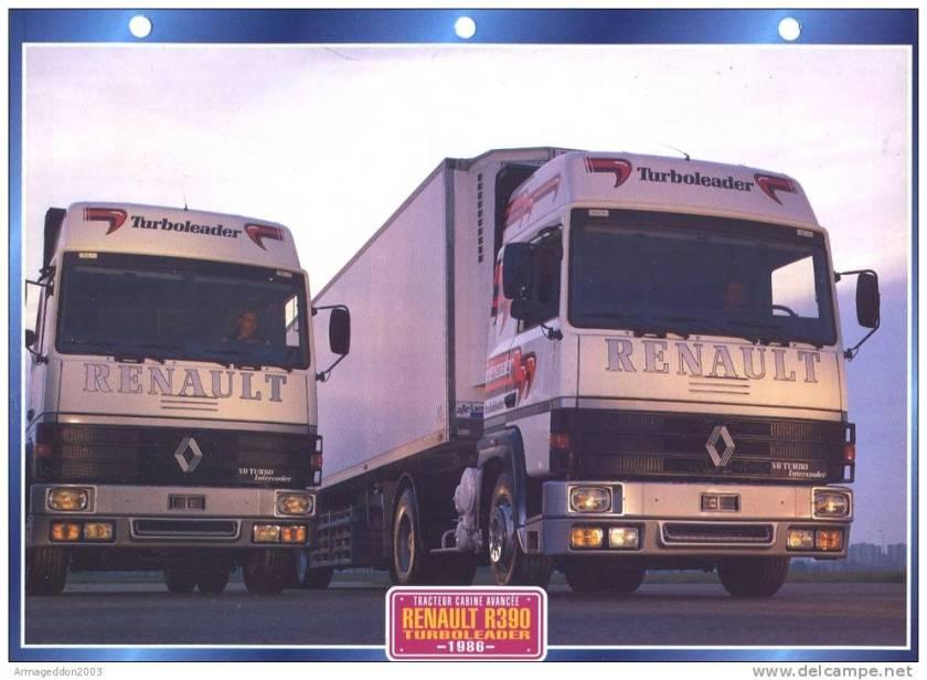 1986 R Trucks